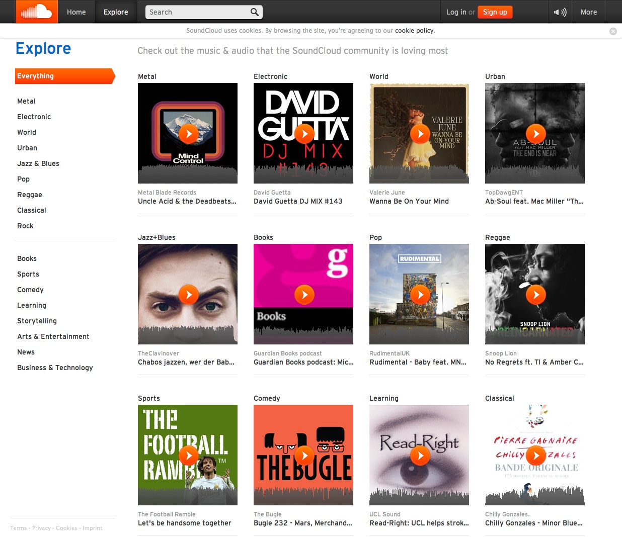 Soundcloud To Mp3 Converter - Soundcloud Downloader